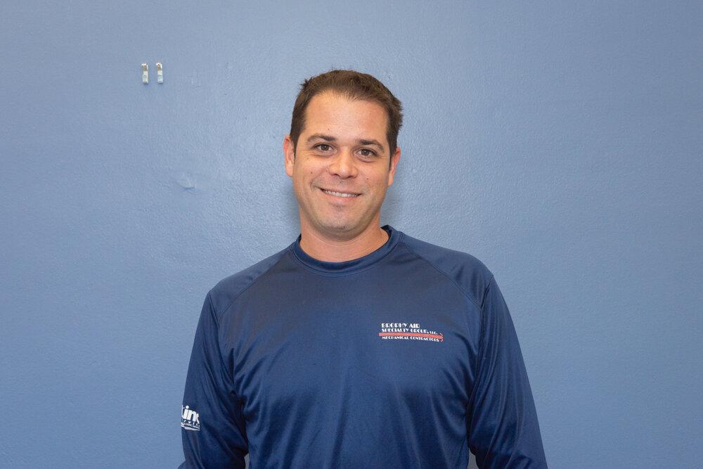 JOHN BURKE-HVAC Apprentice-Brophy Air Specialty Group LLC